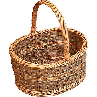 Yorkshire ovale handle Basket