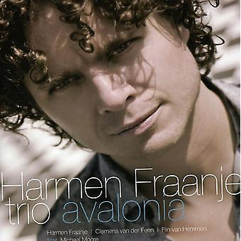 Harmen Fraanje Trio - Avalonia [CD] USA import