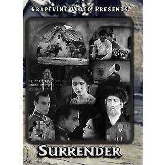 Surrender(1927) [DVD] USA import