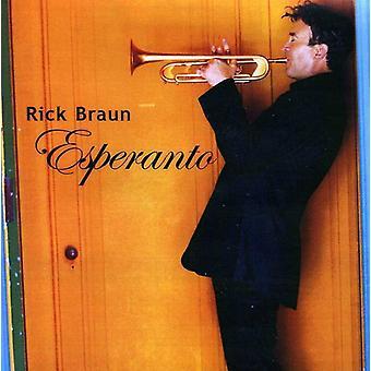 Rick Braun - Esperanto [CD] USA import
