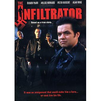 Infiltrator [DVD] USA tuonti