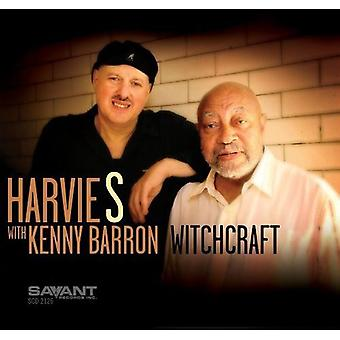 Harvie S with Kenny Barron - Witchcraft [CD] USA import