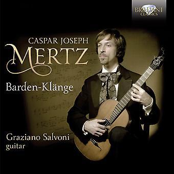 Mertz - Barden-Klange [CD] USA import