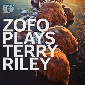 Riley / Zofo - Plays Terry Riley [CD] USA import