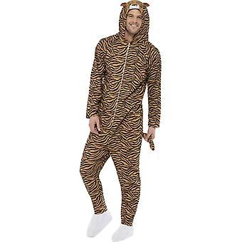 Tiger kostým celkovo Tiger kostým Pánske Tiger oblek