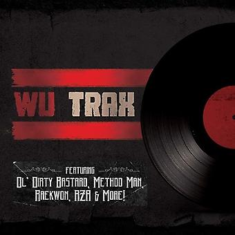 Various Artist - Wu Trax [CD] USA import