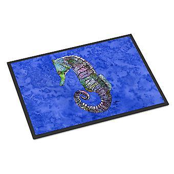 Carolines schatten 8639JMAT Seahorse Indoor of Outdoor Mat 24 x 36 deurmat