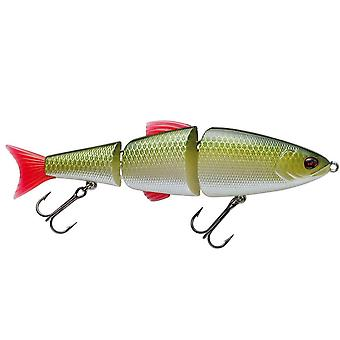 New Dam Effzett Power Skater Liplure 3-Jointed Fishing Sports Green