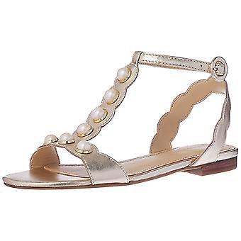 Marc Fisher naisten Elana nahka avoimen rento nilkka hihna sandaalit
