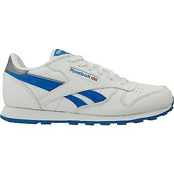 Reebok CL piele reflecta V70194 universale pe tot parcursul anului copii pantofi