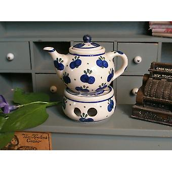 Teapot warmer, miniature, traditional 22 - BSN 1851