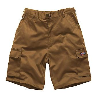 Vêtements de travail DICKIES Mens Redhawk Cargo Shorts kaki WD834K