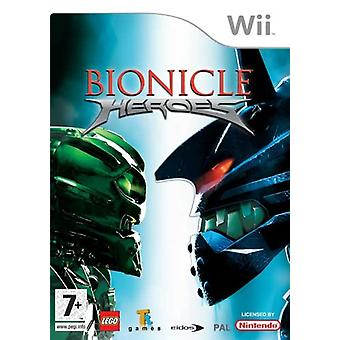 Bionicle Heroes (Wii) - New