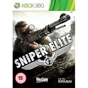 Sniper Elite v2 (Xbox 360)-fabriek verzegeld
