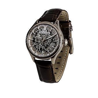 Carl of Zeyten ladies watch wrist watch automatic Wildsee CVZ0057RWH