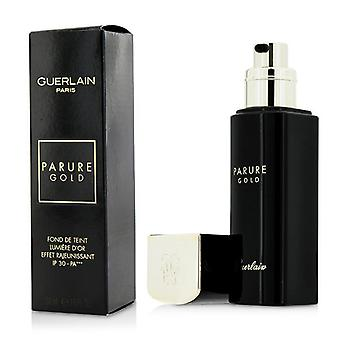 Parure Gold Rejuvenating Gold Radiance Foundation Spf 30 - # 24  Medium Golden - 30ml/1oz