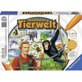 Ravensburger tiptoi ® adventure animal world