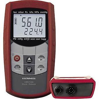 Greisinger GMH5130 paine mitata ilmanpaine 0 - 1000 Baari