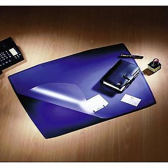 Durável 7201 720107 Desk pad Blue (W x H) 650 mm x 520 mm