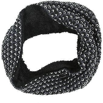 Regatta Womens/Ladies Harleth Textured Knit Snood Neckwarmer Scarf