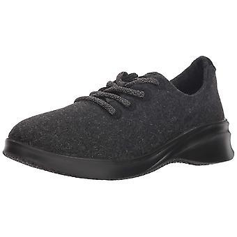 JSport by Jambu Women's Crane Wool Lace Up Sneaker