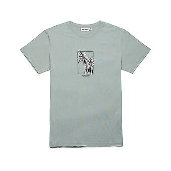 Rhythm Pacifica Short Sleeve T-Shirt in Petrol
