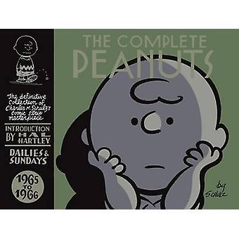 De volledige pinda's 1965-1966-deel 8 (Main) door Charles M. Schulz