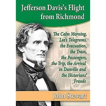 جيفيرسون ديفيس في الرحلة من تيلي ريتشموند-الصباح هادئة-لي