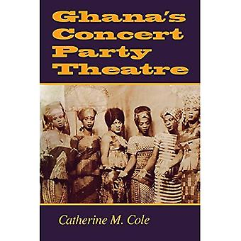 Ghana's Concert feest theater