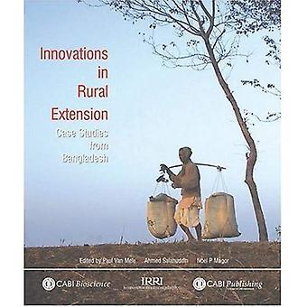 Innovaties in landelijke extensie: Case-Studies uit Bangladesh