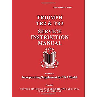 Triumph TR2 and TR3 Workshop Manual