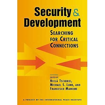 Säkerhet och utveckling: söka efter viktiga kontakter
