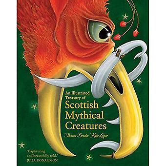 Een geïllustreerde schatkamer van Schotse mythische wezens
