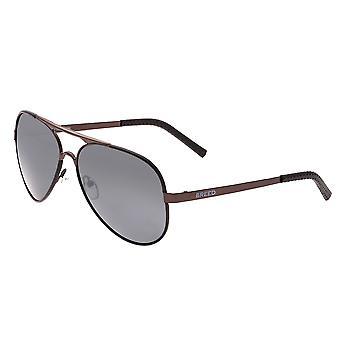 Breed Genesis Polarized Sunglasses - Brown/Black