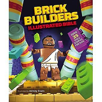 Baksteen Builder's geïllustreerde Bijbel: Over 35 Bijbelverhalen voor kinderen