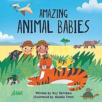 Kijken en vraag me af: Amazing dierlijke babys (Look en Wonder)