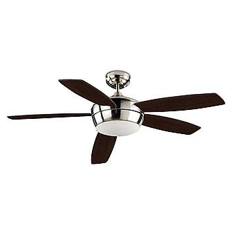 Samal tak Fan Satin Nickel - LED-C4 30-0068-81-F9