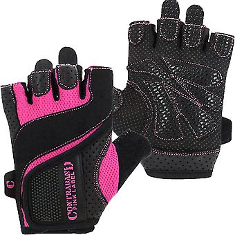 Contraband Sports 5137 Pink Label Weight Lifting Gloves - Pink