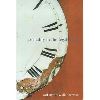 Sessualità in ambito legale di Stychin & Carl F.
