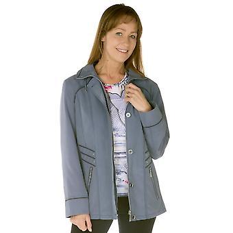 LEBEK Coat 50490018 Blue