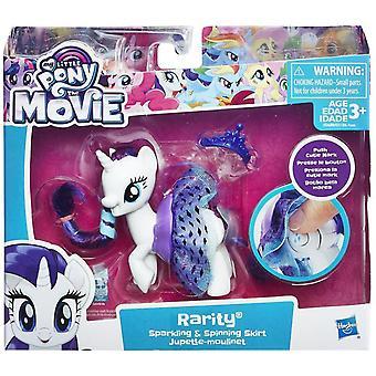 My Little Pony med Snurrande Kjol - Rarity