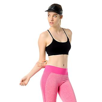 Jerf- Womens-sunbury - Black- Sport Bra