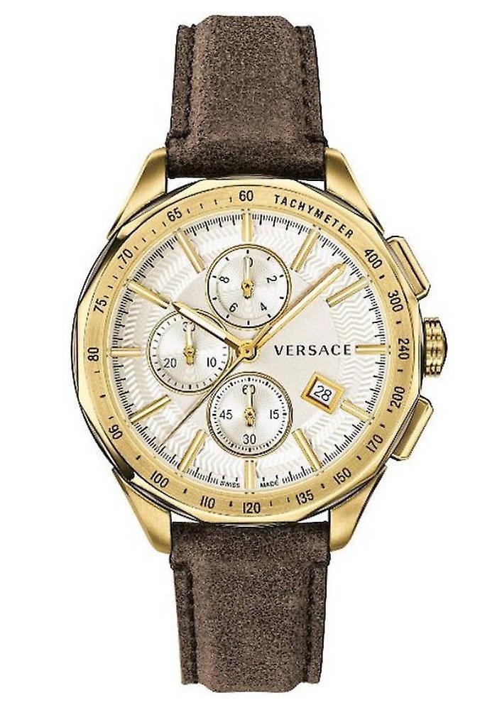 Versace Vebj00418 Glaze Chronograph Mens Watch