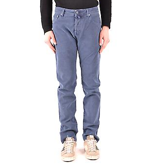 Jacob Cohen Ezbc054339 Männer's Blaue Jeans