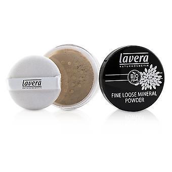 Lavera Fine Loose Mineral Powder - # 01 Ivory - 8g/0.28oz