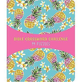 Bijbel kruiswoordraadsel uitdaging: 99 puzzels!