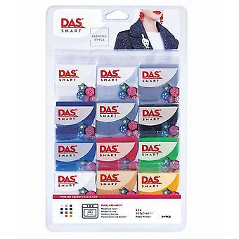 DAS Das Smart Primary Colours Set Of 12