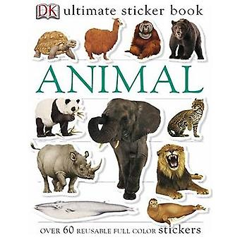 Ultimate Sticker Book - Animal by DK Publishing - DK Publishing - 9780