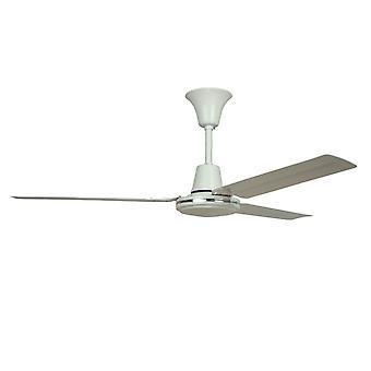 Ceiling fan METEOR White 122cm / 48