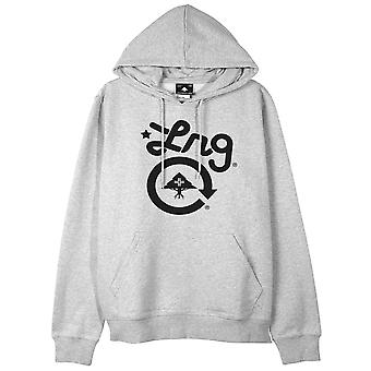 LRG Cycle logo Pullover Huppari Ash Heather